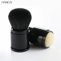 Rancai® 1pc/Set Black Retractable Makeup Brushes Big Powder Foundation - €5,25 EUR