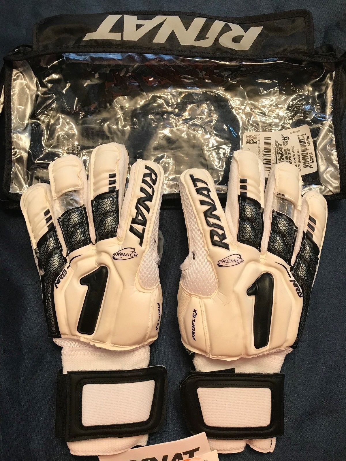 4baead0853c New Rinat Uno Premier Nrg Neo Spine Goalie and 50 similar items. 57
