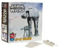 Star Wars AT-AT Walker Model Kit NEW Sealed HTF BY AMT - $186.07