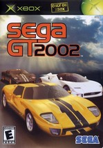 Sega GT 2002 - $14.28