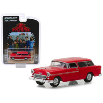 1955 Chevrolet Bel Air Nomad Red Home Improvement (1991-1999) TV Series ... - $17.94