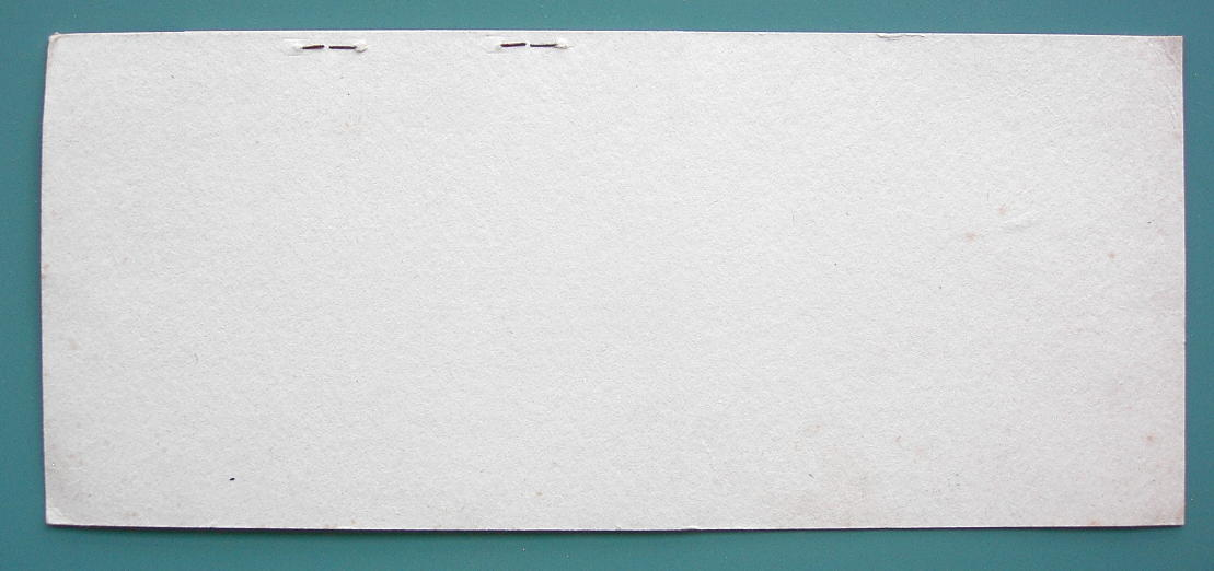 INK BLOTTER 1945 - M & R Dietetic Laboratories Columbus Ohio Child Nutrition
