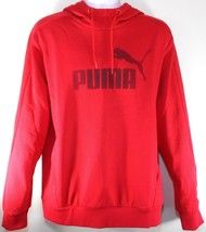 PUMA P48 CORE HOODY MEN'S RED FLEECE HOODIE #590104-55 - $39.99