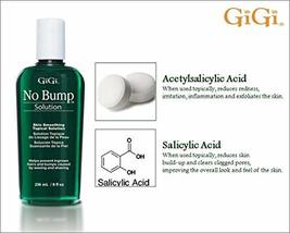 GiGi No Bump Skin Smoothing Topical Solution for after shaving, waxing or laser  image 7
