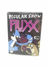 Fluxx Regular Show Card Game Does Life Seem Drab and Humdrum Cartoon Net... - $45.00