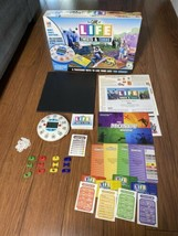 Game Of Life Twists & Turns Board Game 100% Complete - GREAT CONDITION! - $37.94