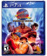 Street Fighter 30th Anniversary Collection (Sony PlayStation 4) Brand New