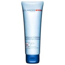 Clarins ClarinsMen Exfoliator Cleanser 4.4 oz / 125 ml  - $23.32