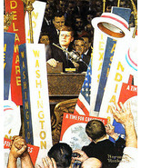 A Time For Greatness 22x30 President John F. Kennedy Art Print Norman Ro... - $64.33