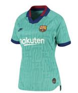 Nike FC Barcelona Stadium Third Jersey Women S Cabana AT2516-310 - $48.90