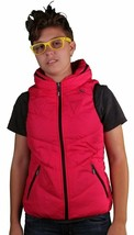 Bench Womens Snooty B Puffy Vest Bubble Jacket BLKA-1717 NWT image 2