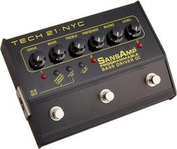 PBDR SansAmp Programmable Bass Driver DI NEW - $279.44