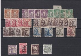 Yugoslavia Issues for Croatia 1919 Stamps Ref 29666 - $4.99