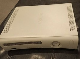 Microsoft Xbox 360 Original Model (White) Console Only for parts or repair - $18.69