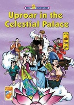 Uproar in the Celestial Palace - The Eight Immortals / Comic - Strip Book about  image 2