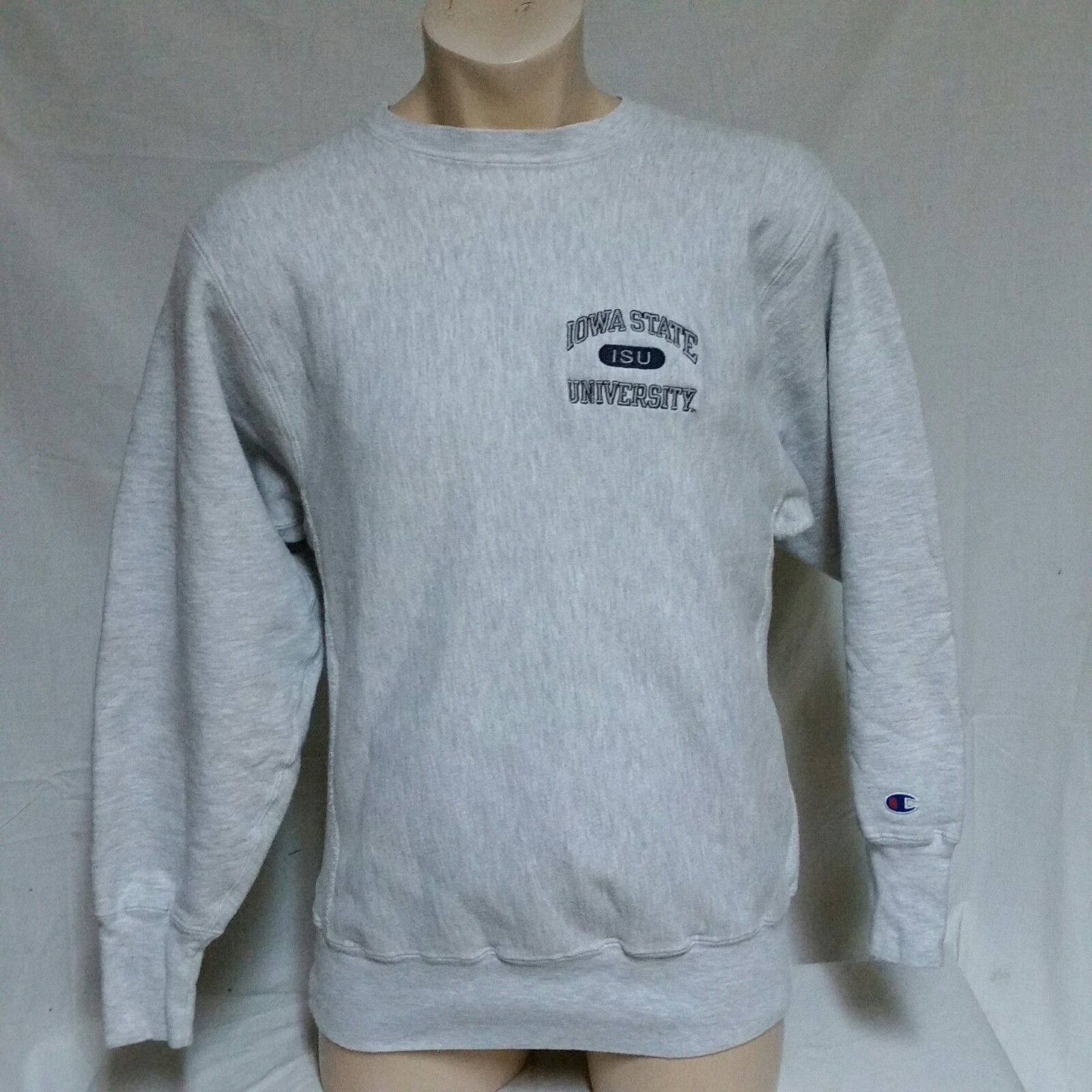 VTG Iowa State Cyclones Champion Reverse Weave Sweatshirt University Game 90s XL