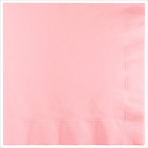 3 Ply Lunch Napkins Classic Pink/Case of 500 - £31.45 GBP