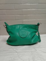 Women's Liz Claiborne Green Size Medium Shoulder Bag - $15.24