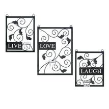 Live, Love, Laugh Wall Decor - $69.17