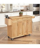 Kitchen Center with Breakfast Bar by Home Styles - $342.64