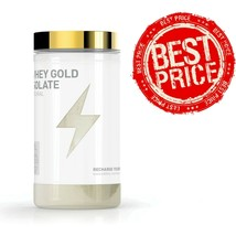 Whey Gold Isolate Natural Pure Whey Protein During Training Hydrolysate Blend - $89.99