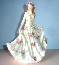 Royal Doulton MELISSA Pretty Ladies Traditional Figurine HN 5666 New - $228.90