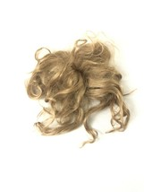 Vintage 100% Real Human Hair Piece Womens Wig Blonde - $24.74