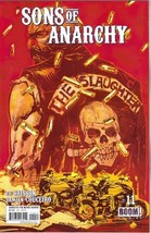Sons of Anarchy TV Series Comic Book #11, Boom 2014 NEW UNREAD - $4.99