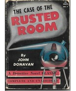 The Case of the Rusted Room, John Donavan 1937 Hillman VERY GOOD+ - $58.04