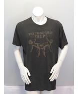 Vintage Tragically Hip Shirt - 1990s Record Store Promo - Men's XL - $195.00