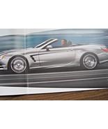 2014 mercedes sl65 amg sl63 amg sl550 owners sales brochure w 231  sl class - $17.96