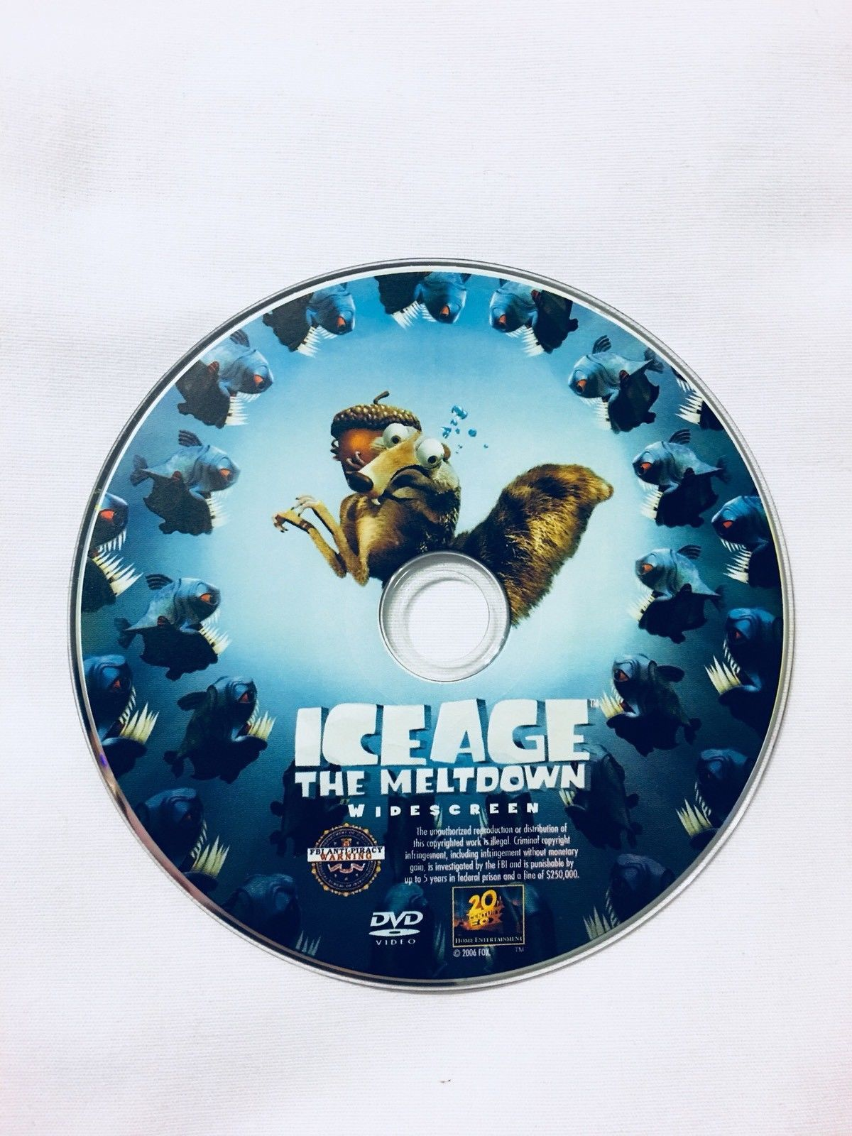 Ice Age The Meltdown Dvd Disc Only And 50 Similar Items
