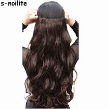 """Hair Extensions 18-28"""" Long Clip in inssynthetic 100% real natural - $9.63+"""