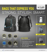 Laptop Backpack 15.6 Swiss Gear Design Bag, x-Lab Brand +5 Sides Aircel ... - $26.17