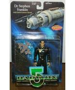 "BABYLON 5 Dr. Stephen Franklin 6"" Action Figure Diamond Select 1997 MINT... - $7.84"