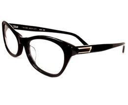 Laura Ashley Ally Black Eyeglasses Women Plastic Ladies New 54-18-140 - $79.18