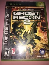 Tom Clancy's Ghost Recon 2 (Microsoft Xbox, 2004), Great Condition! - $8.81
