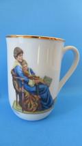 Norman Rockwell 1982 Bedtime Mug - $3.99
