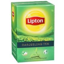 Lipton Darjeeling Long Leaf Tea Label 8.81 OZ (250 Grams) - $16.17