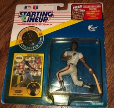 1991 KEVIN MITCHELL San Francisco Giants NM+ *FREE s/h Starting Lineup p... - $14.84
