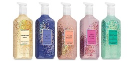 5 Bath & Body Works Deep Cleansing Hand Soap- Champagne Black Tie Rose C... - $38.99