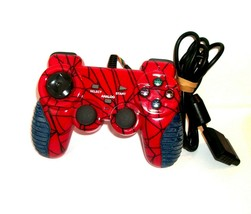 SPIDERMAN 2 (?) PS2 CONTROLLER - $16.00