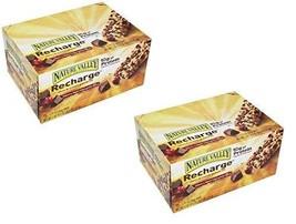 Nature Valley Energy Bar Cherry Dark Chocolate with Almonds: 30 Bars of ... - $47.03