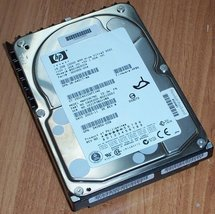 HP 300955-004 Hewlett Packard 18GB 10K U160 80pin SCA-2 SCSI Hard Drive 142673 (
