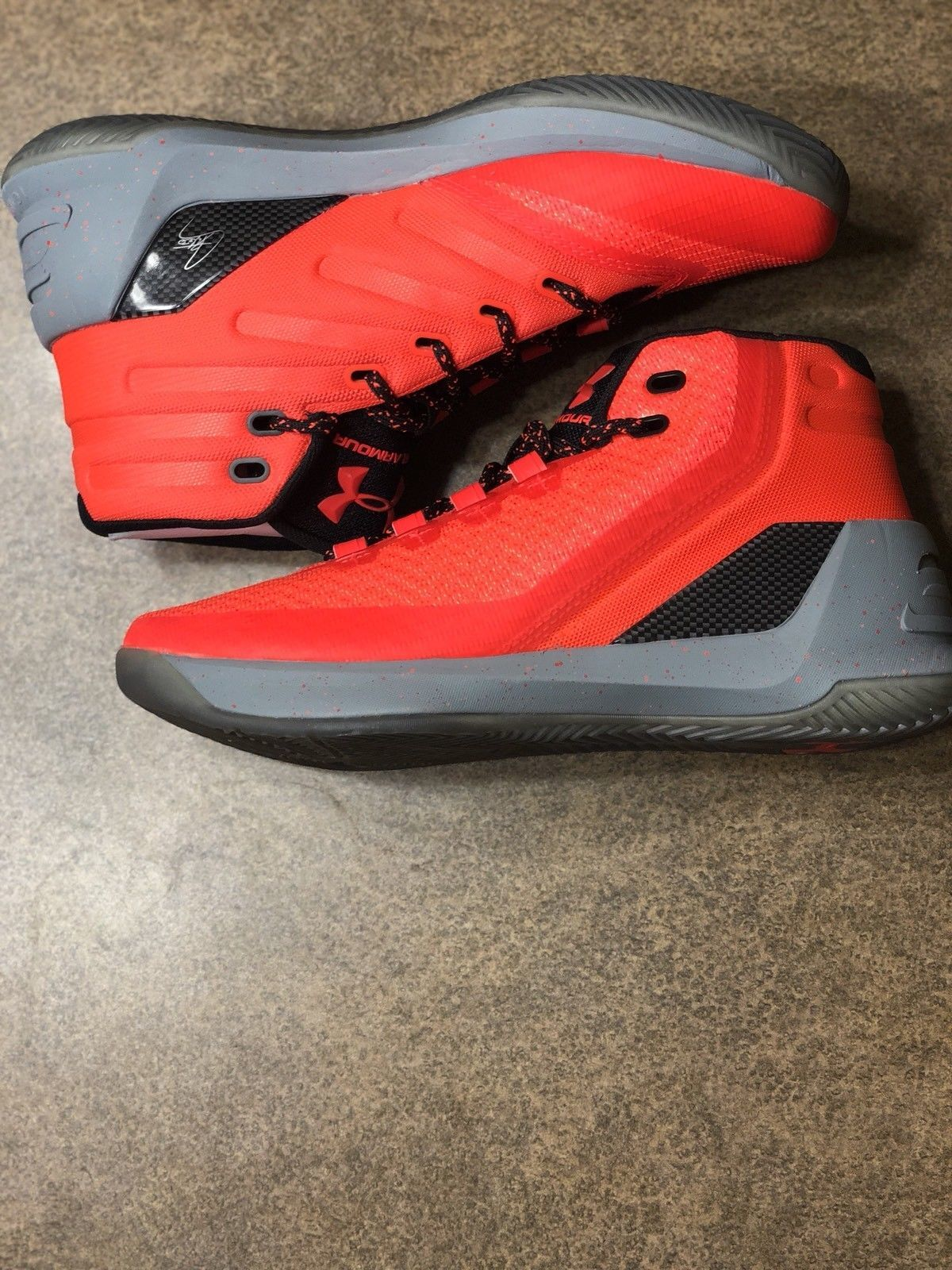 S l1600. S l1600. Previous. Under Armour Boys  Grade School UA Curry 3  Basketball Shoes Sneakers 6Y 6 Young 7245e6f4716