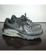 Nike AIR MAX EXCEE Size 11, Athletic Sneakers Black Black Dark Grey CD41... - $34.65