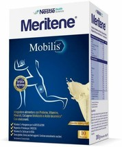 Meritene MOBILIS Nestle Vanilla Shake 10 X 20g - $18.99