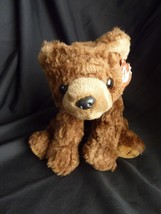 "TY Beanie Baby Classic Plush Brown 1996 Retired COCOA the Bear 10"" - $14.65"