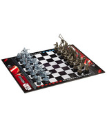 Star Wars Classic Chess Game Board Edition Version Family Set The Force ... - $48.95