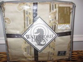 Waterford CAULFIELD Platinum Tailored Valances 4avail - $31.96